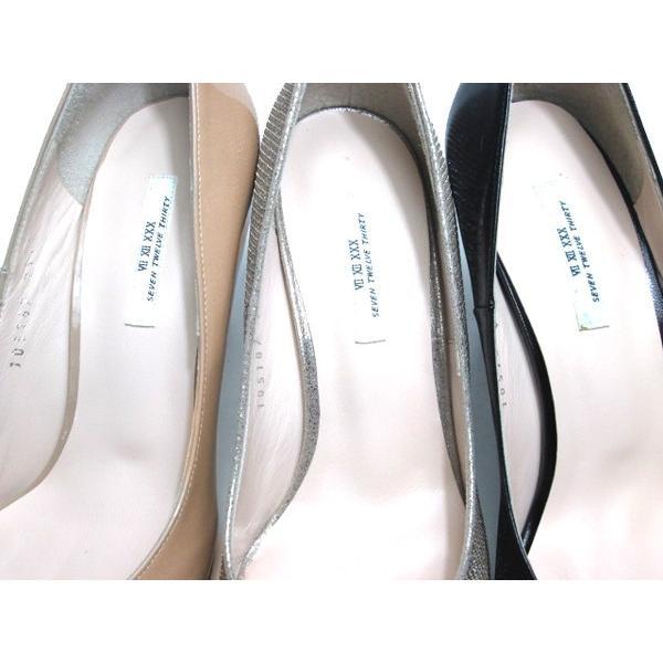 セブン トゥエルヴ サーティ SEVEN TWELVE THIRTY ポインテッドトゥパンプス レディース 靴|nws|10