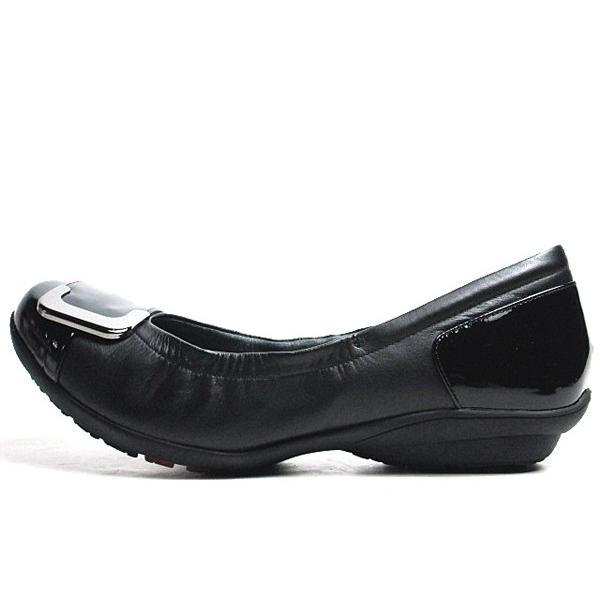 アシックス ペダラ asics Pedala 1212A004 コンフォートデザインパンプス ブラック レディース 靴|nws|04