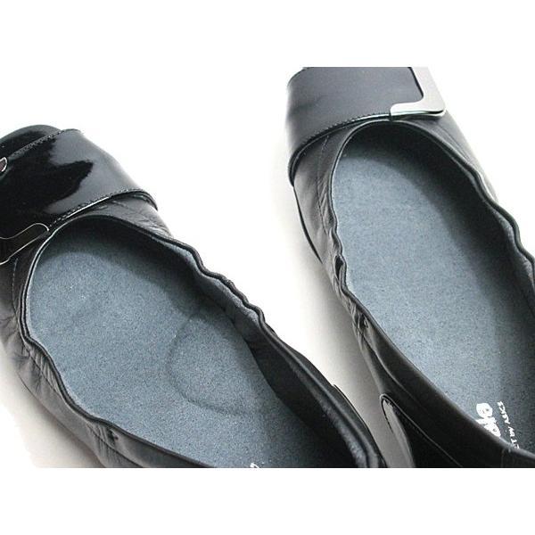 アシックス ペダラ asics Pedala 1212A004 コンフォートデザインパンプス ブラック レディース 靴|nws|05