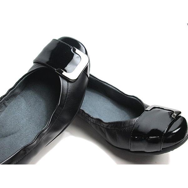 アシックス ペダラ asics Pedala 1212A004 コンフォートデザインパンプス ブラック レディース 靴|nws|06