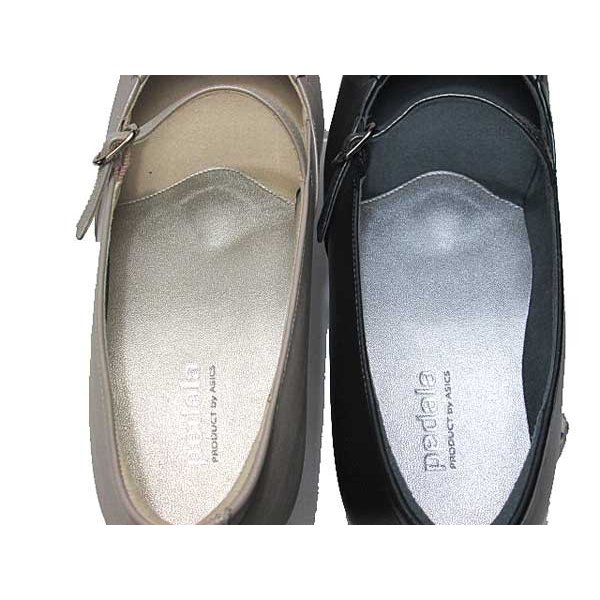 アシックス ペダラ asics Pedala 1212A085 ワイズ2E ストラップパンプス レディース 靴|nws|09