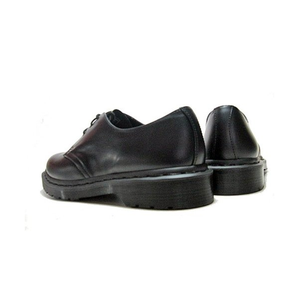 ドクターマーチン Dr.Martens 1461 MONO プレーントゥ  3-EYE SHOE 3ホールシューズ ブラック メンズ レディース 靴 nws 02