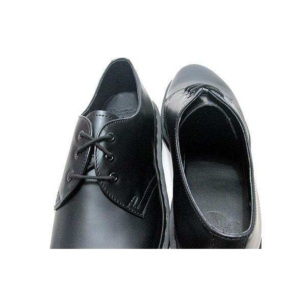 ドクターマーチン Dr.Martens 1461 MONO プレーントゥ  3-EYE SHOE 3ホールシューズ ブラック メンズ レディース 靴 nws 06