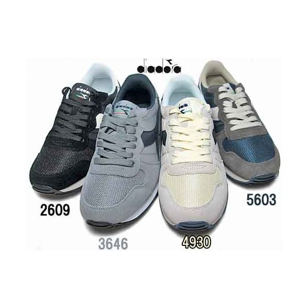 セール品 返品交換不可 ディアドラ DIADORA カマロ ランニングスタイル スニーカー メンズ レディース 靴