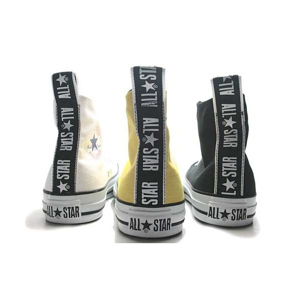 コンバース CONVERSE オールスター ロゴテープ HI スニーカー メンズ レディース 靴|nws|02