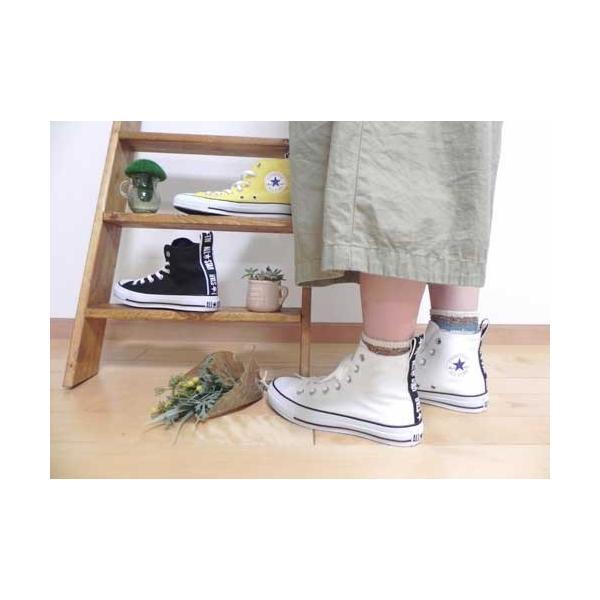 コンバース CONVERSE オールスター ロゴテープ HI スニーカー メンズ レディース 靴|nws|11