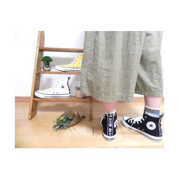 コンバース CONVERSE オールスター ロゴテープ HI スニーカー メンズ レディース 靴|nws|10