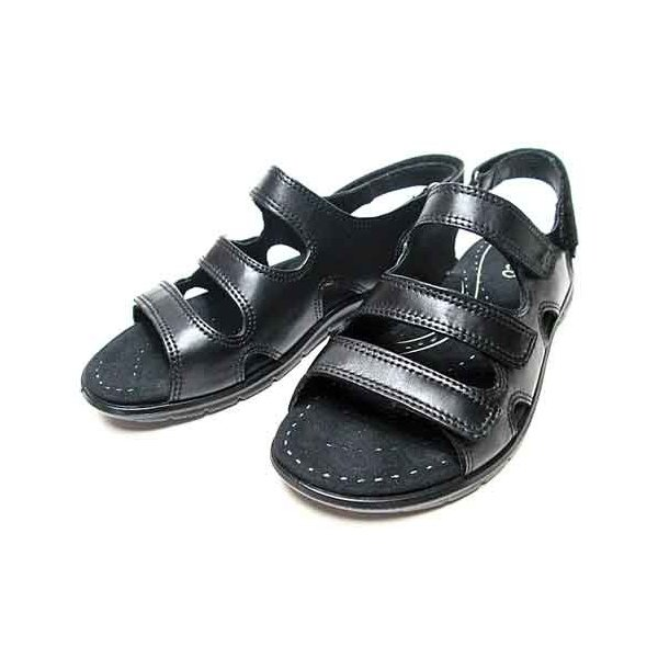エコー ecco コンフォートバックバンドサンダル レディース 靴