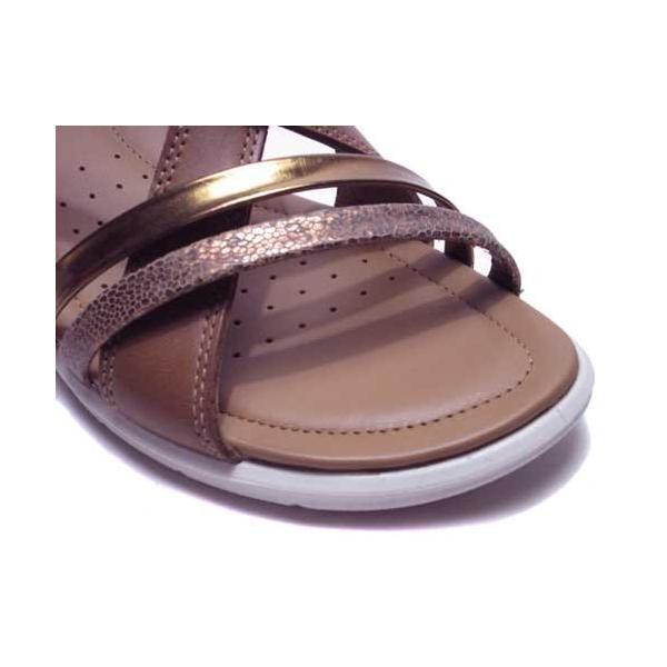 エコー ecco FELICIA Sandal コンフォートサンダル カシミアブロンズ レディース 靴