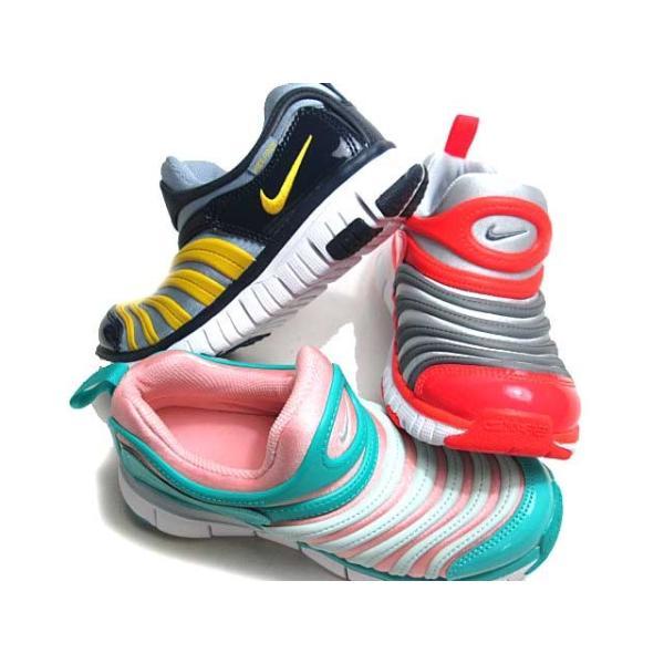 ナイキ NIKE ダイナモ フリー PS ジュニア スニーカー キッズ 靴 nws 12