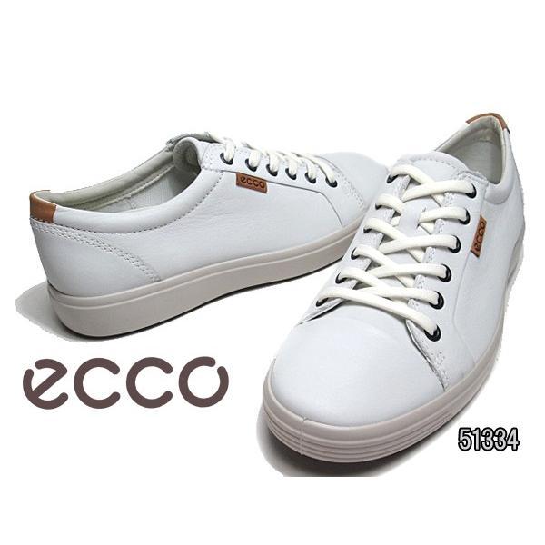 エコー ECCO SOFT7 Mens Sneaker レザースニーカー メンズ 靴|nws|04
