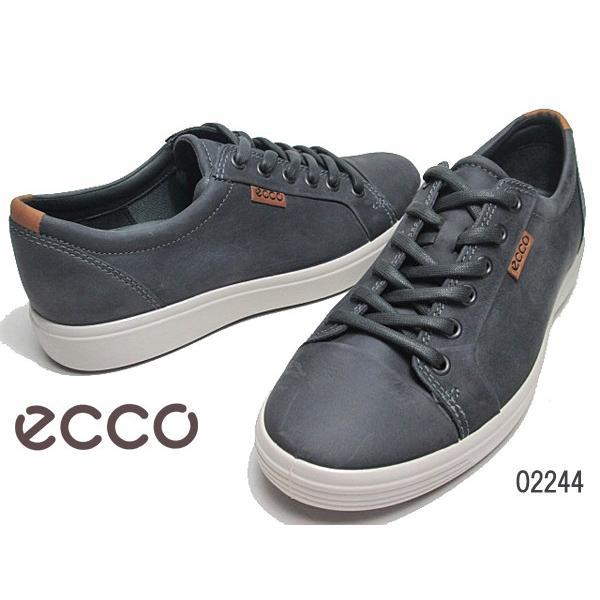 エコー ECCO SOFT7 Mens Sneaker レザースニーカー メンズ 靴|nws|05