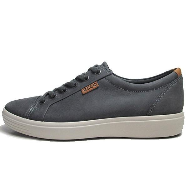 エコー ECCO SOFT7 Mens Sneaker レザースニーカー メンズ 靴|nws|06