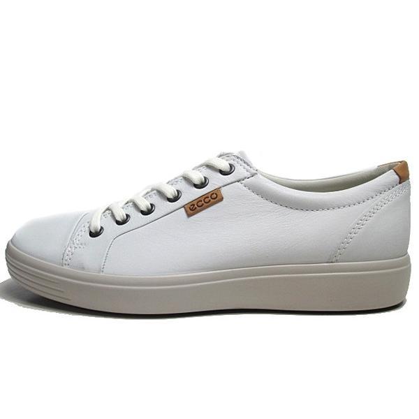 エコー ECCO SOFT7 Mens Sneaker レザースニーカー メンズ 靴|nws|07