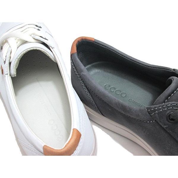 エコー ECCO SOFT7 Mens Sneaker レザースニーカー メンズ 靴|nws|08