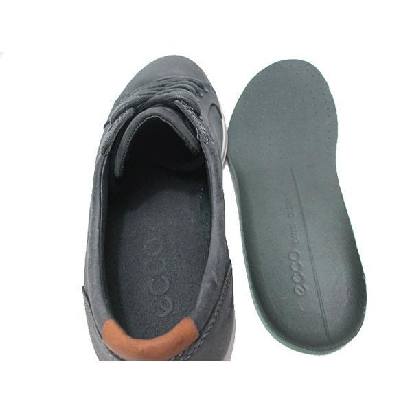 エコー ECCO SOFT7 Mens Sneaker レザースニーカー メンズ 靴|nws|09