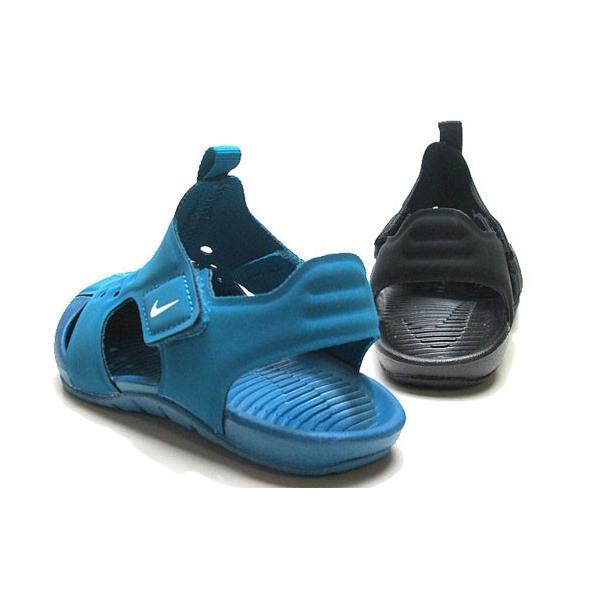 NIKE ナイキ サンレイ プロテクト 2 トドラー ベビーサンダル キッズ 靴|nws|02