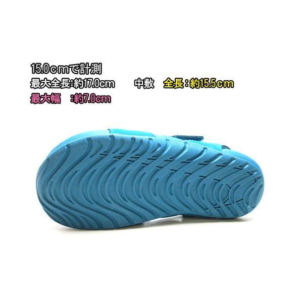 NIKE ナイキ サンレイ プロテクト 2 トドラー ベビーサンダル キッズ 靴|nws|03