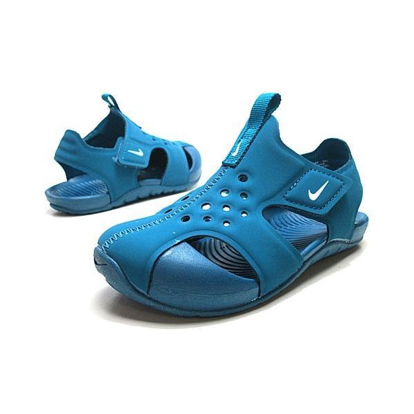 NIKE ナイキ サンレイ プロテクト 2 トドラー ベビーサンダル キッズ 靴|nws|04