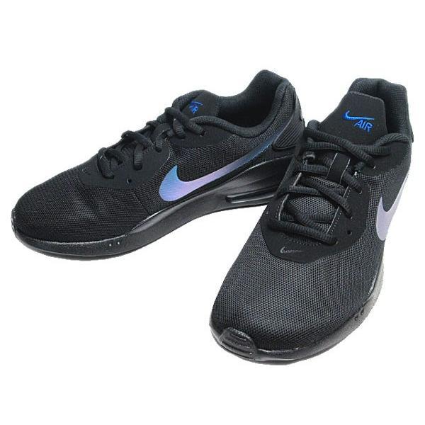 ナイキ NIKE AIRMAX OKETO エア マックス オケト ブラックブラックレーサーブルー レディース 靴|nws