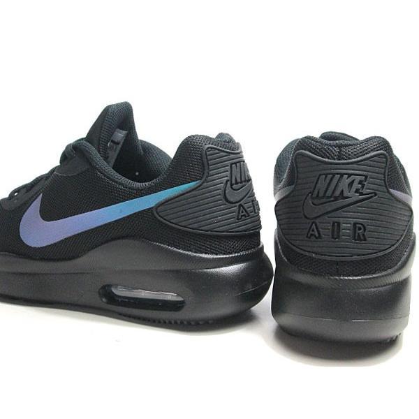 ナイキ NIKE AIRMAX OKETO エア マックス オケト ブラックブラックレーサーブルー レディース 靴|nws|02