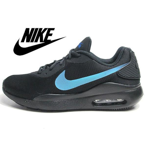 ナイキ NIKE AIRMAX OKETO エア マックス オケト ブラックブラックレーサーブルー レディース 靴|nws|04