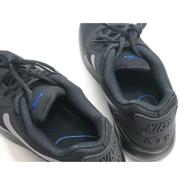 ナイキ NIKE AIRMAX OKETO エア マックス オケト ブラックブラックレーサーブルー レディース 靴|nws|05