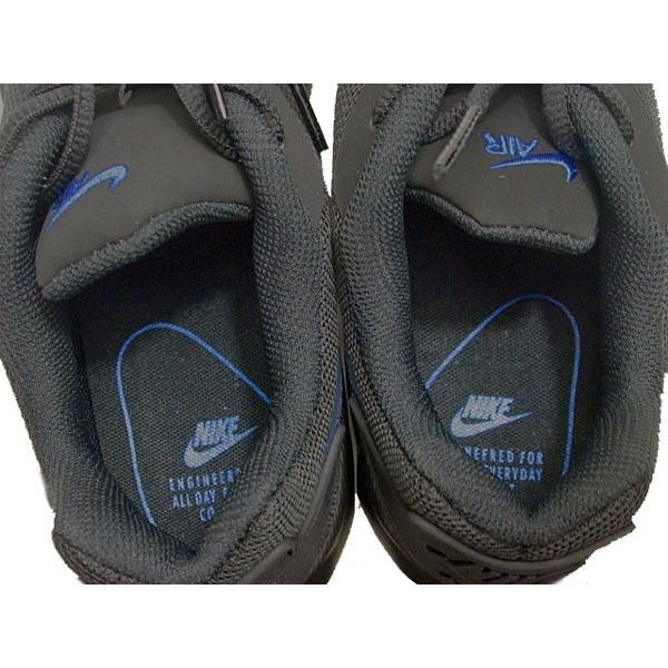 ナイキ NIKE AIRMAX OKETO エア マックス オケト ブラックブラックレーサーブルー レディース 靴|nws|06