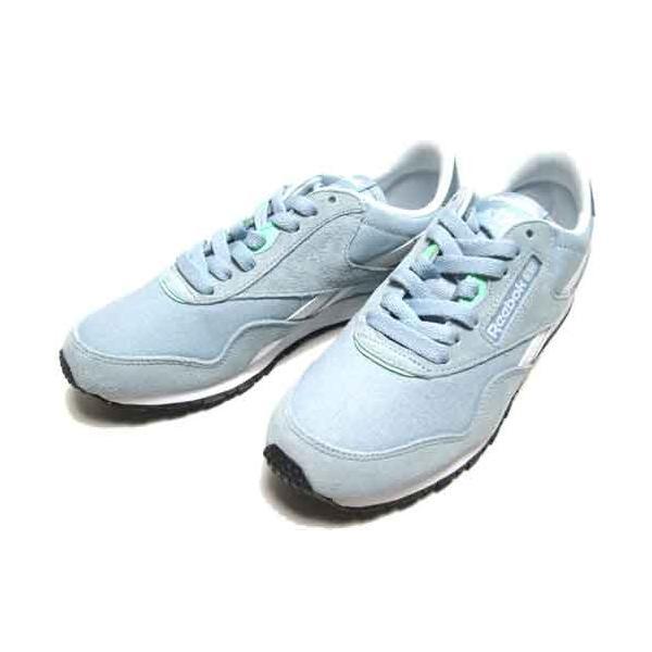 リーボック Reebok クラシック ナイロン SLIM HV ランニングスタイル スニーカー レディース 靴|nws|02