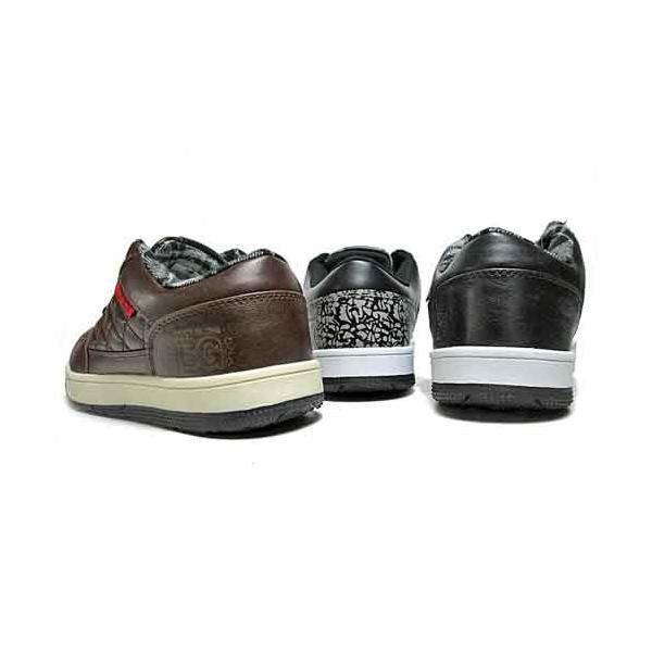 ボディグローブ BODY GLOVE スノトレ ローカット 防水防滑スニーカー メンズ 靴|nws|02