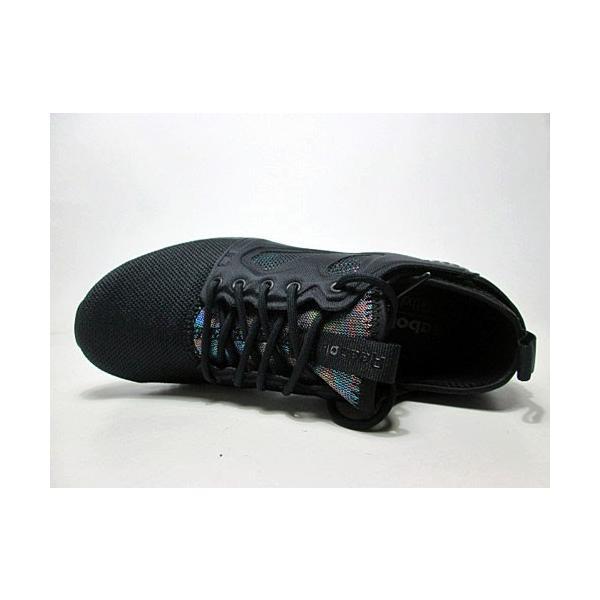 リーボック Reebok スカイクッシュ エヴォリューション LUX ウォーキングシューズ ブラック レディース 靴|nws|04