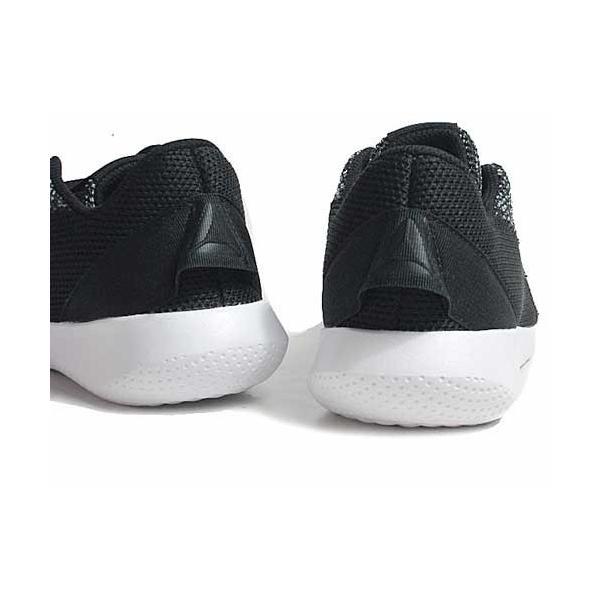 リーボック Reebok アダラ ウォーキング スニーカー ブラックホワイト レディース 靴|nws|02