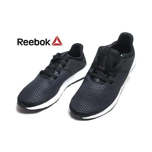 リーボック Reebok エバーロード DMX ウォーキング ブラックホワイト スニーカー レディース 靴|nws