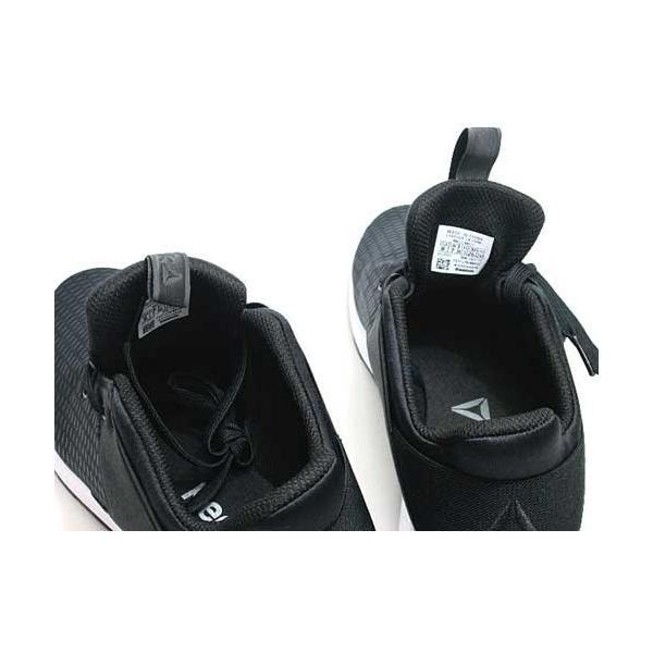 リーボック Reebok エバーロード DMX ウォーキング ブラックホワイト スニーカー レディース 靴|nws|05
