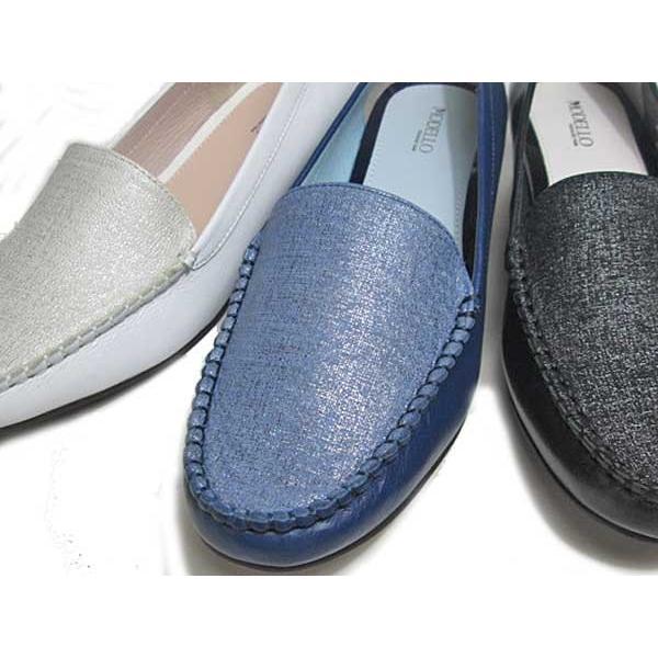 マドラスモデロ madras MODELLLO DML5050 モカスリッポン ヒールローファー レディース 靴|nws|11