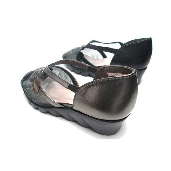 ドナミス  Dona Miss チュールデザインカジュアルシューズ レディース・靴