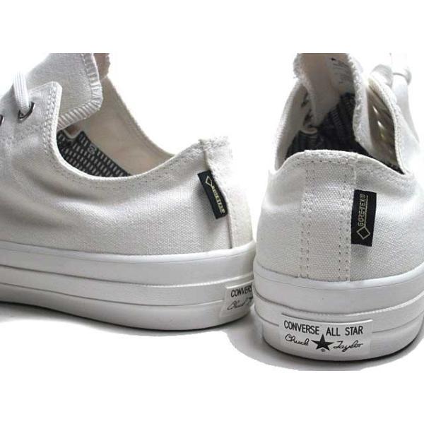 コンバース CONVERSEオールスター 100 ゴアテックス MN OX ALL STAR 100 GORE-TEX MN OX メンズ レディース 靴|nws|02