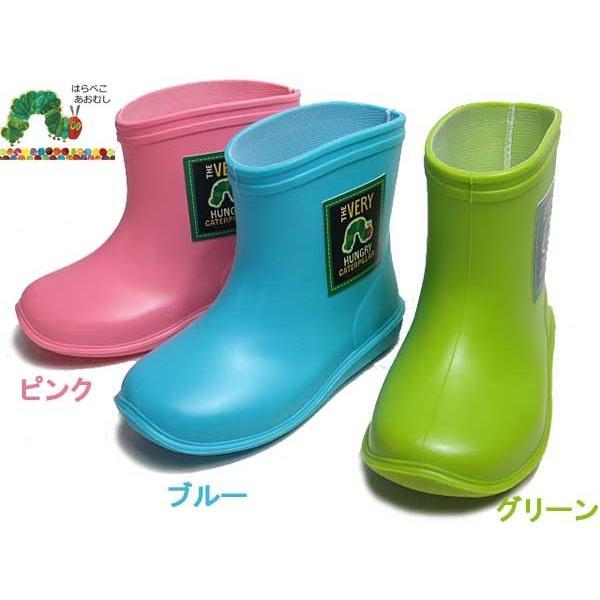 はらぺこあおむし HA01372 レインブーツ 長靴 キッズ 靴|nws