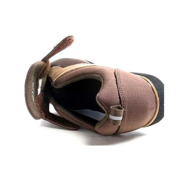 ヘルシーライフ Health Life 介護シューズ【室外用】片足販売 左右同形 マジックテープ 男女兼用 DBR メンズ レディース 靴