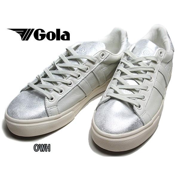 ゴーラ GOLA IMGLS337 レザースニーカー レディース 靴 nws 04