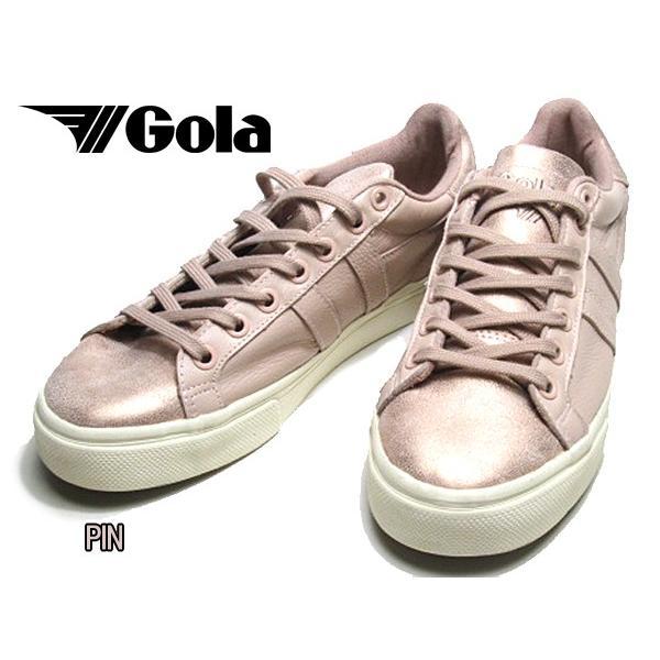 ゴーラ GOLA IMGLS337 レザースニーカー レディース 靴 nws 05