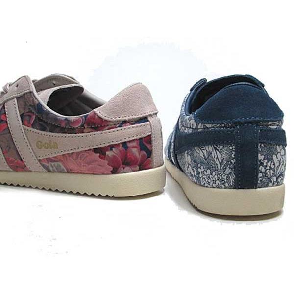 ゴーラ GOLA IMGLS881 IMGLS885 プリントレザースニーカー レディース 靴|nws|02