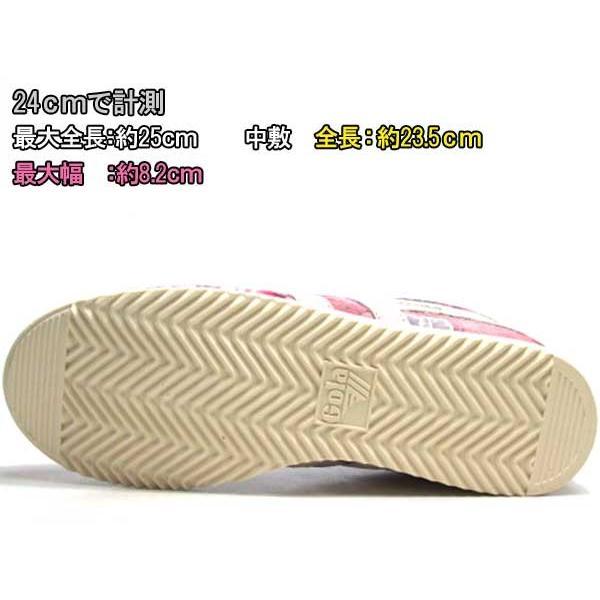 ゴーラ GOLA IMGLS881 IMGLS885 プリントレザースニーカー レディース 靴|nws|03