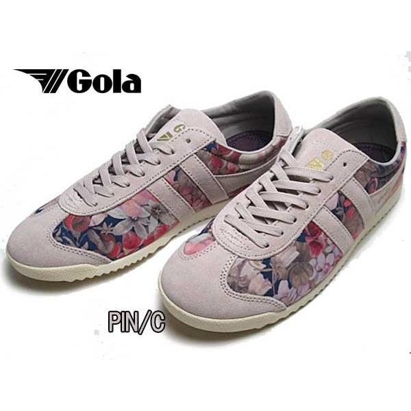 ゴーラ GOLA IMGLS881 IMGLS885 プリントレザースニーカー レディース 靴|nws|05