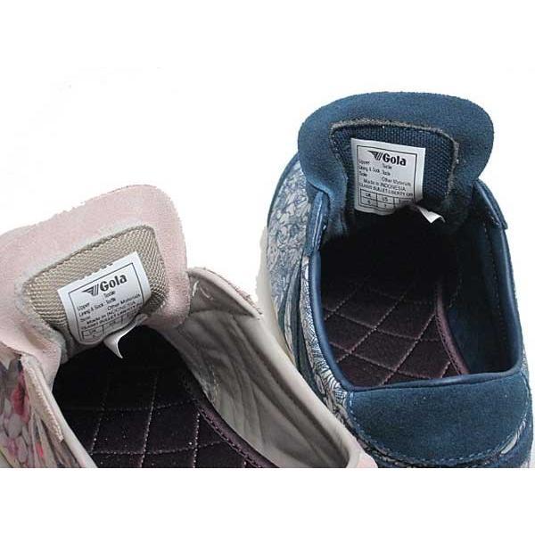 ゴーラ GOLA IMGLS881 IMGLS885 プリントレザースニーカー レディース 靴|nws|08