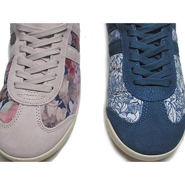 ゴーラ GOLA IMGLS881 IMGLS885 プリントレザースニーカー レディース 靴|nws|09