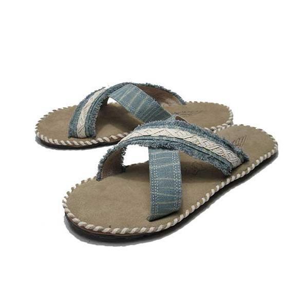 インディアン Indian ヘルム HELM X クロスベルトサンダル メンズ 靴|nws|04
