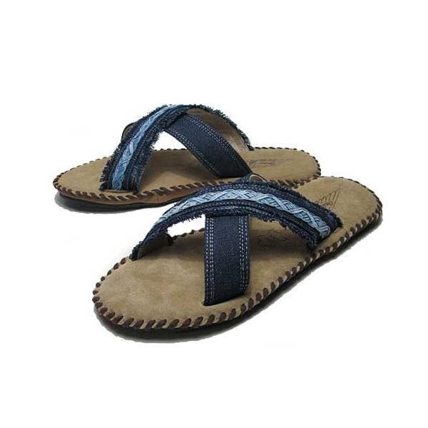 インディアン Indian ヘルム HELM X クロスベルトサンダル メンズ 靴|nws|05
