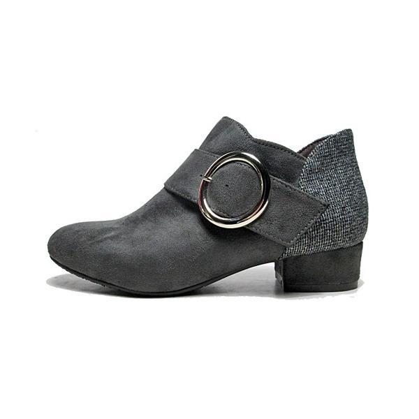 ジェリービーンズ JELLY BEANS サークルリングベルトブーツ レディース 靴