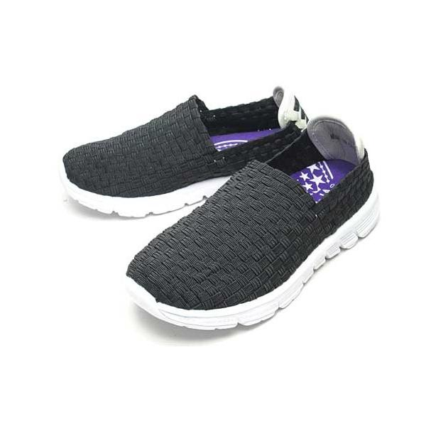キットソン kitoson スリッポンシューズ 2WAYデザイン キッズ 靴 nws 05